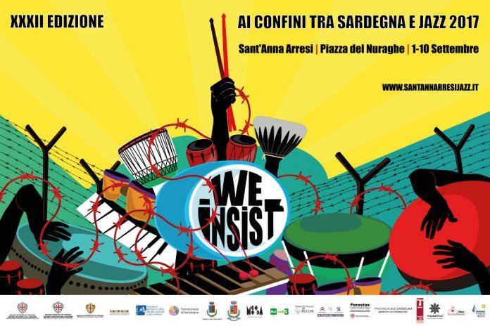 Ai Confini Tra Sardegna e Jazz – Sant'Anna Arresi -Settembre 2017 – Comunicato Stampa